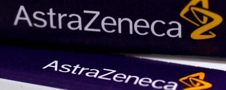 Logo da AstraZeneca