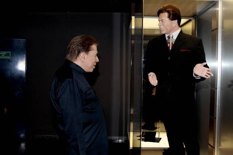 Record exibirá homenagem a Silvio Santos bem no horário do programa dele