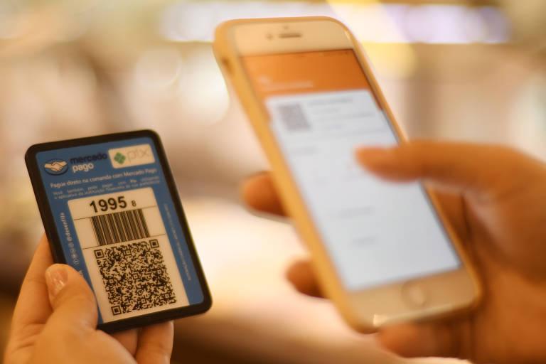 Pix é o sistema de pagamentos instantâneos com adesão mais rápida no mundo, diz BC