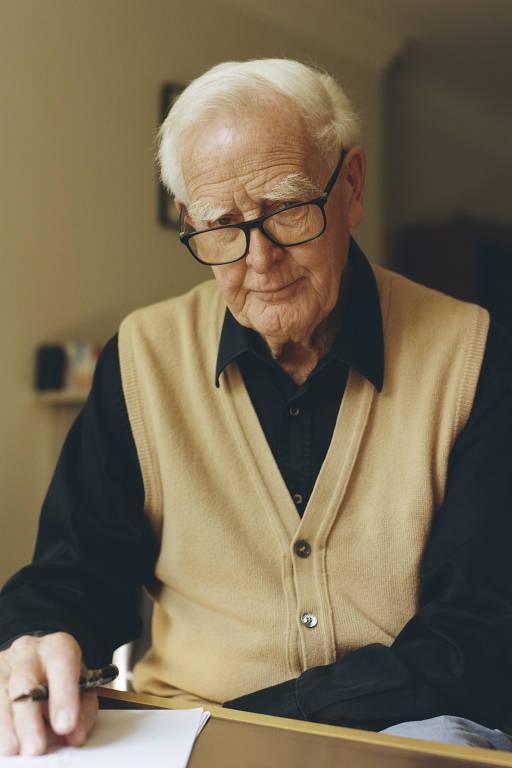 Morre o escritor John Le Carré