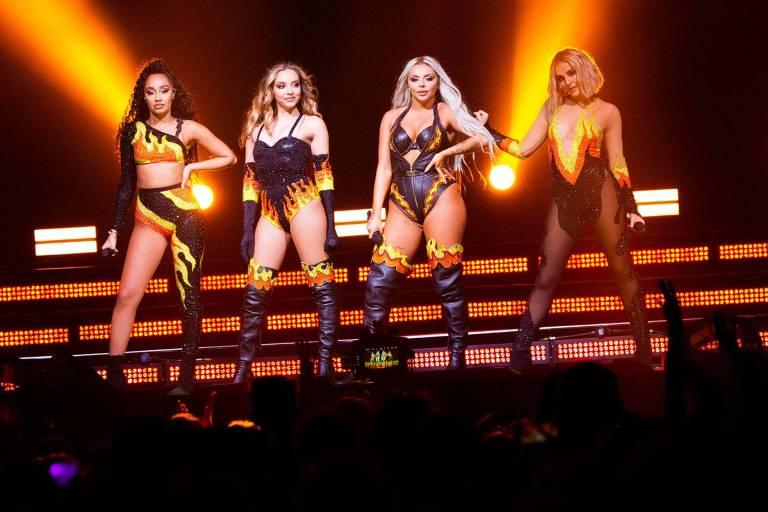 A banda Little Mix