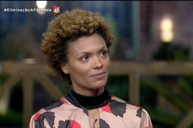 A Fazenda 12: Lidi Lisboa é eliminada a três dias da grande final