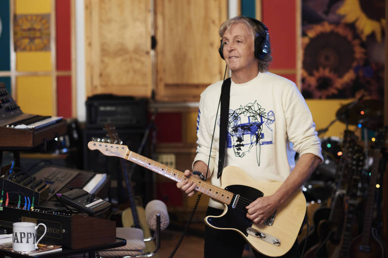 Paul McCartney fecha 'trilogia do isolamento' iniciada há 50 anos