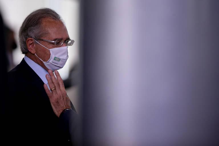 Paulo Guedes, à frente do ministério da Economia, executou programas para minimizar os impactos da pandemia