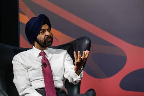 Ajay Banga, CEO global da Mastercard
