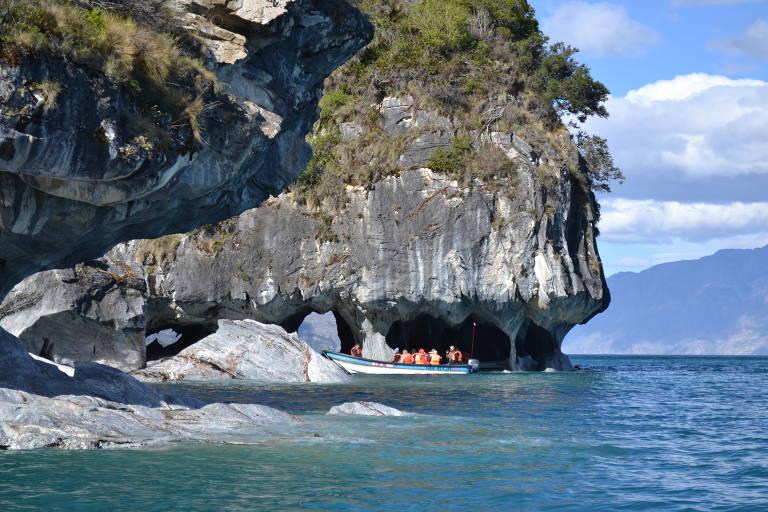 Norte da Patagônia chilena