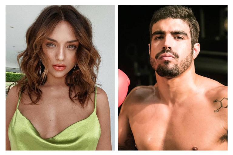 Prêmio F5: Caio Castro e Rafa Kalimann são eleitos os famosos mais sexy de 2020