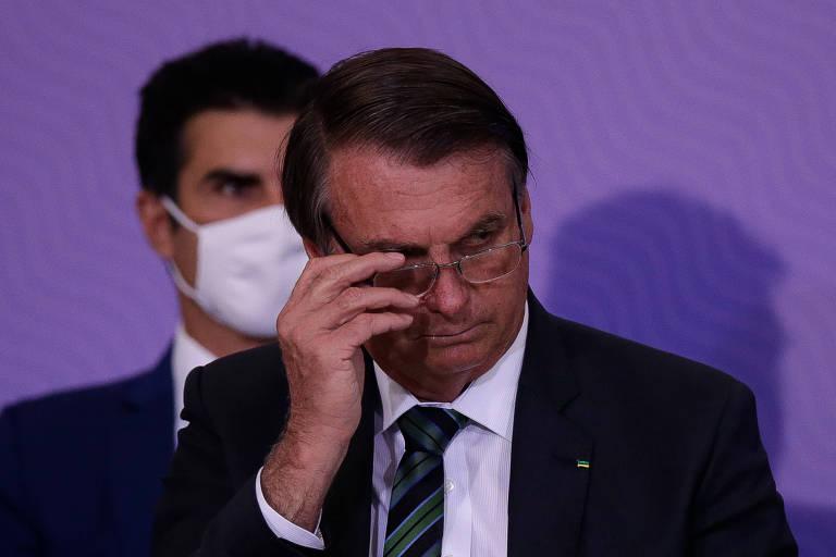 Em cúpula dominada por pandemia, Bolsonaro fala em 'salvar vidas e proteger economias'