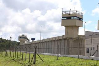 Inauguração da Penitenciária de Registro