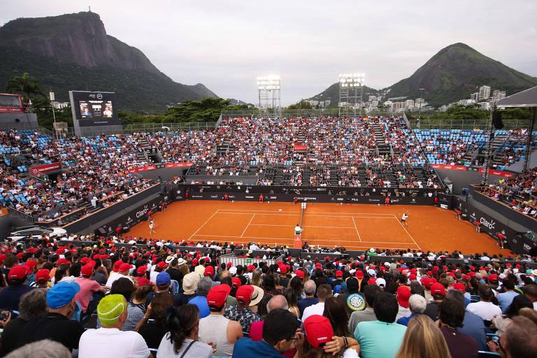 Pandemia suspende edição 2021 do Rio Open de tênis