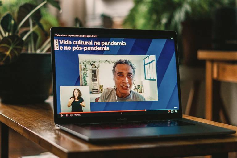 Webinário 'Vida Cultural na Pandemia e no Pós-pandemia'