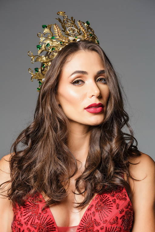 Conheça a miss Lala Guedes