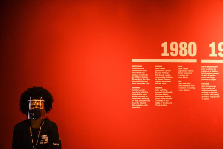 Veja fotos da rotina do MIS durante a pandemia