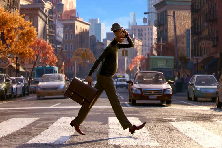 'Soul' traz primeiro protagonista negro da Pixar em trama de jazz e pós-vida