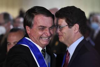 BRASILIA, CERIMONIA DE FORMATURA DO INSTITUTO RIO BRANCO