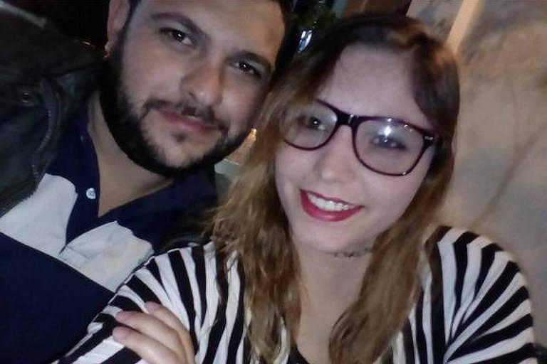 Nany Ribeiro, candidata a vereadora em Itapetininga, fez campanha para Leandro Araujo, seu namorado e concorrente