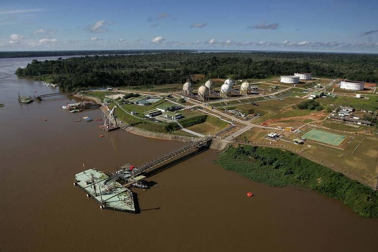 O petróleo, o gás natural e a Amazônia