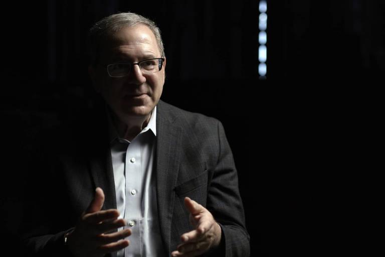 David Sanger, jornalista do New York Times, no documentário 'A Arma Perfeita'