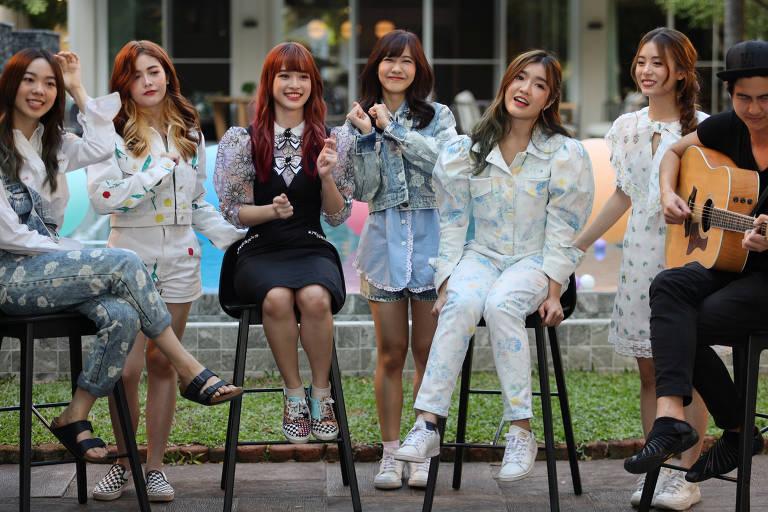 Artistas tailandeses buscam fama global com o T-Pop, a versão local do K-pop