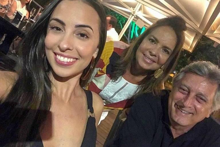 Filha de Eduardo Galvão, Mariana Galvão, posta recordação em seu aniversário de 32 anos