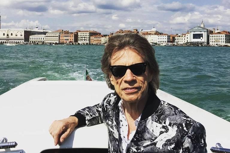 Mick Jagger compra mansão de R$ 10 mi na Flórida de presente para a namorada