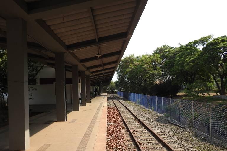 Trem Republicano percorre rota entre Itu e Salto, no interior de SP