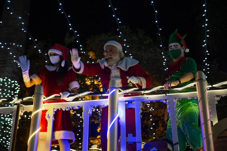 Pandemia afeta a decoração e deixa o Natal com menos brilho