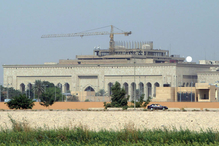 Mísseis atingem embaixada dos EUA em zona protegida de Bagdá