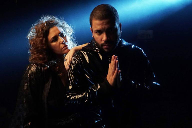 Projota e Maria Rita lançam videoclipe de 'Vale das Sombras'
