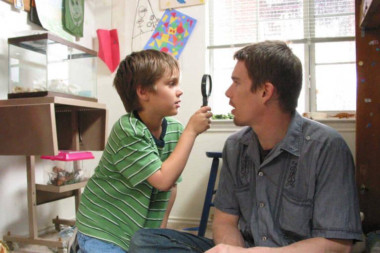 """Cena do filme """"Boyhood - Da Infância à Juventude"""", dirigido por  Richard Linklater"""