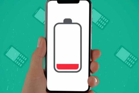 Uma pessoa com esgotamento emocional e mental é como um celular com a bateria descarregada