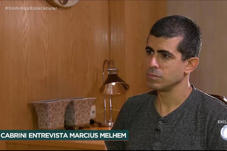 Entrevista de Melhem a Cabrini bate Silvio Santos e repercute no Jornal da Record
