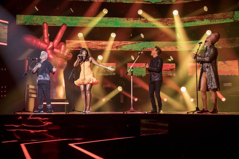 The Voice Brasil faz especial de Natal