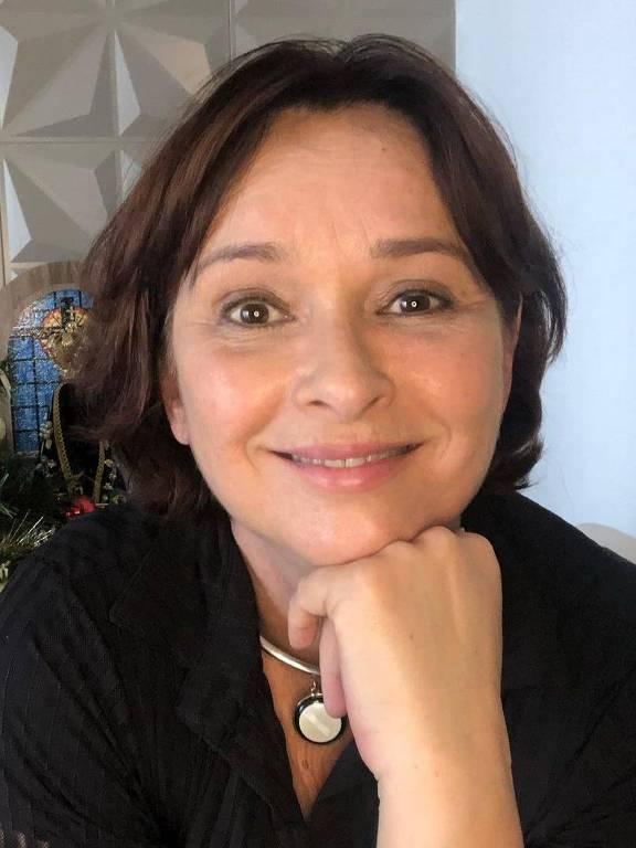 Imagens da atriz Myrian Rios