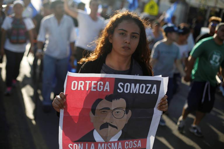 Lei que barra candidaturas de opositores entra em vigor na Nicarágua