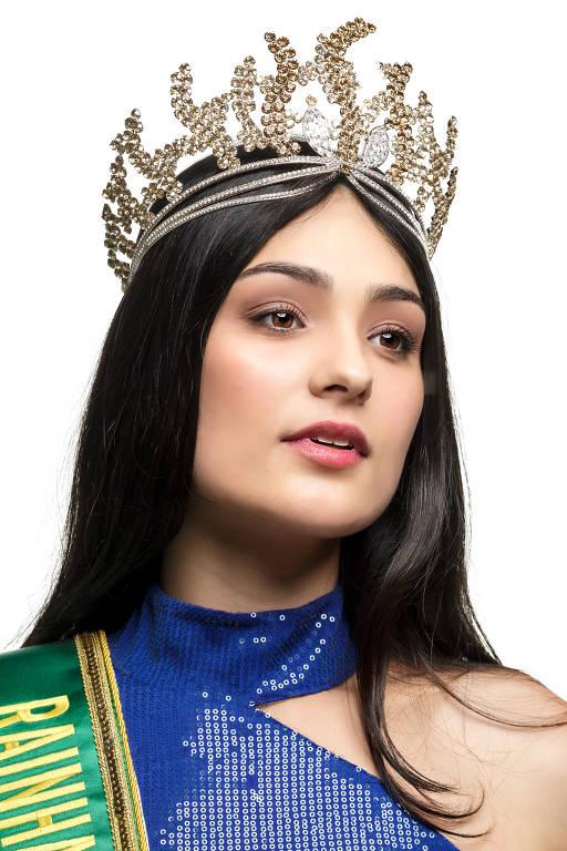 Miss Rainha do Café Gabriela Cordeiro