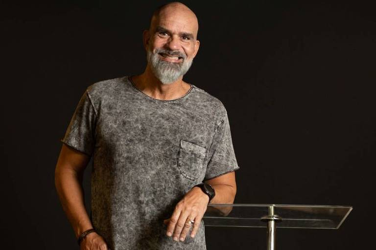 Pedro Luis Barreto Litwinczuk (pastor Pedrão) -  Teólogo e pastor da CBRio – Comunidade Batista do Rio