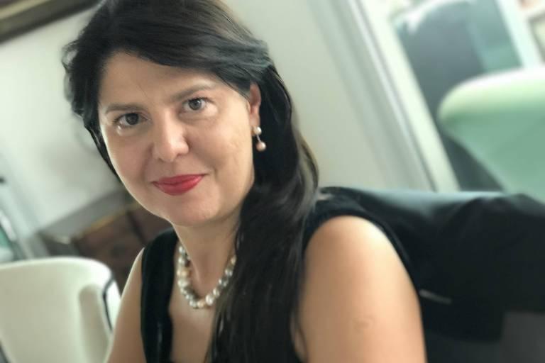 promotora Celeste Leite dos Santos, do Ministério Público