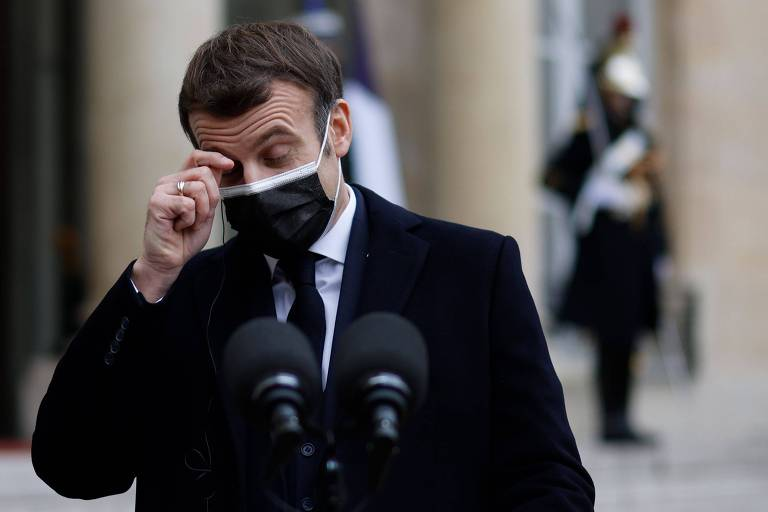 Macron está sem sintomas de Covid-19; veja outros líderes que tiveram a doença