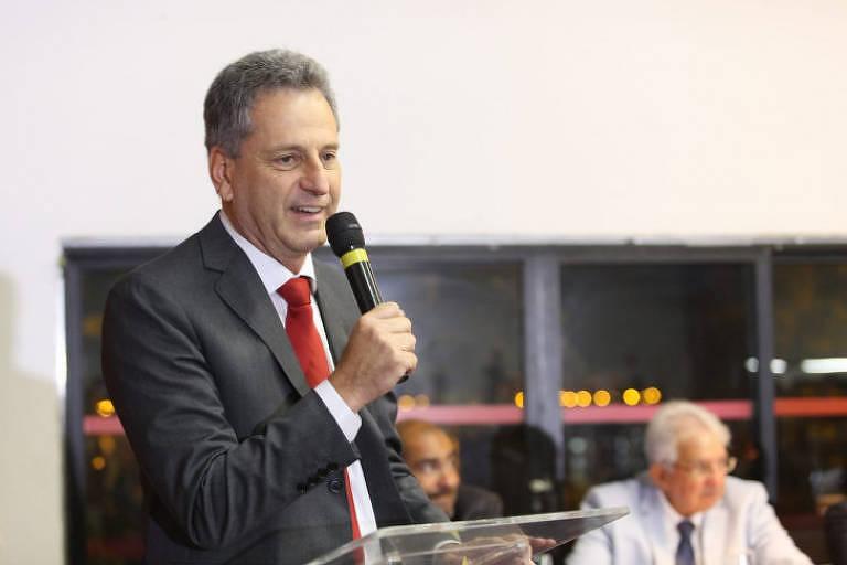 Rodolfo Landim, presidente do Flamengo