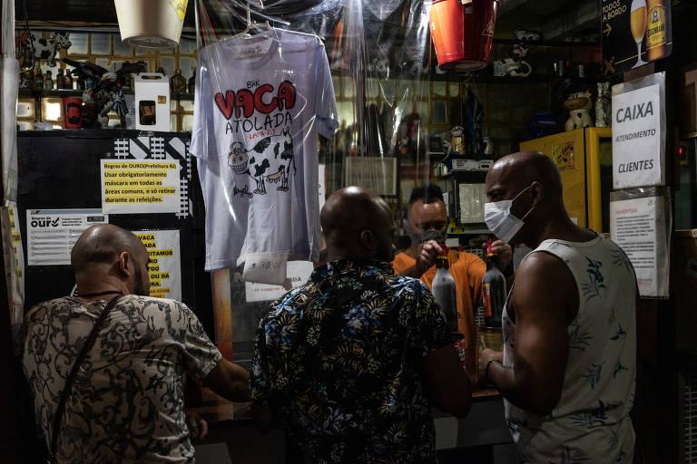 Tradicional bar do Rio, Vaca Atolada anuncia suspensão de atividades