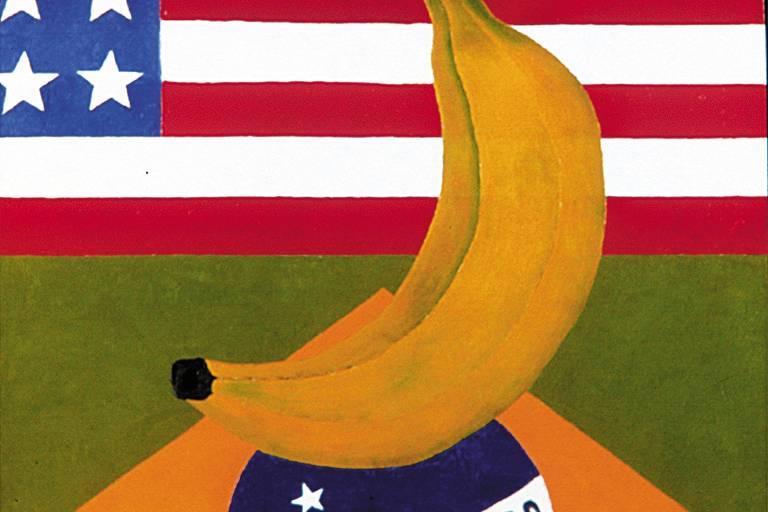 A bananas de Antonio Henrique Amaral