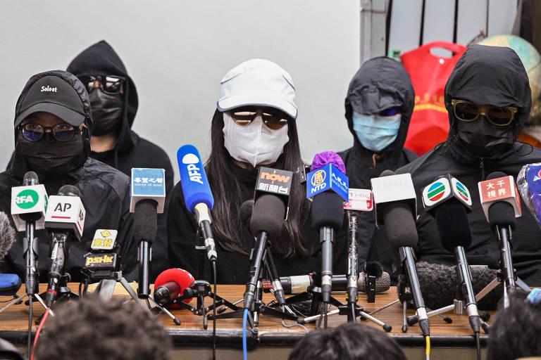 Sob críticas internacionais, China começa julgamento de grupo que tentou fugir de Hong Kong pelo mar