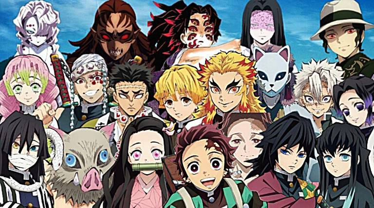 Imagens de Demon Slayer: Kimetsu No Yaiba