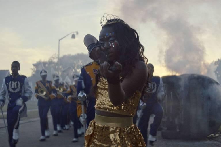 """Cena de """"País da Violência"""" (2018), de Sam Levinson"""