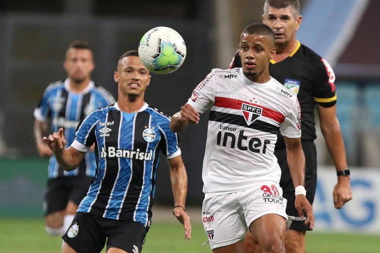 Caneladas do Vitão: São Paulo, Palmeiras e América querem, obrigação é do Grêmio