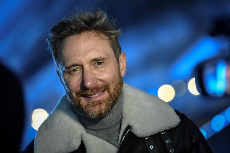 David Guetta em Paris