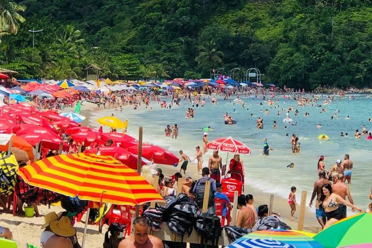 Veja quais cidades de praias terão restrições para turistas no Réveillon