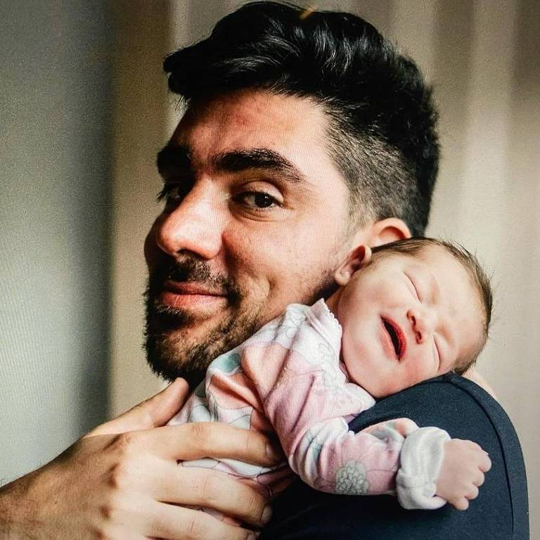 Imagens de Marcelo Adnet e Família