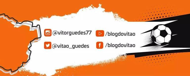 Inscreva-se no canal youtube.com/blogdovitao, ative o sininho para ser avisado das atualizações e acompanhe análises e projeções da Libertadores, Copa do Brasil, Brasileiro e bate-papo descontraídos no canal e participe das enquetes nas redes sociais do Vitão!